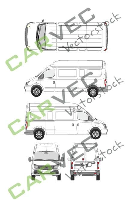 Maxus EV80 (L2H3)