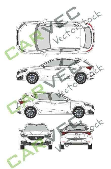 Seat Leon (2020) (5 Türer)