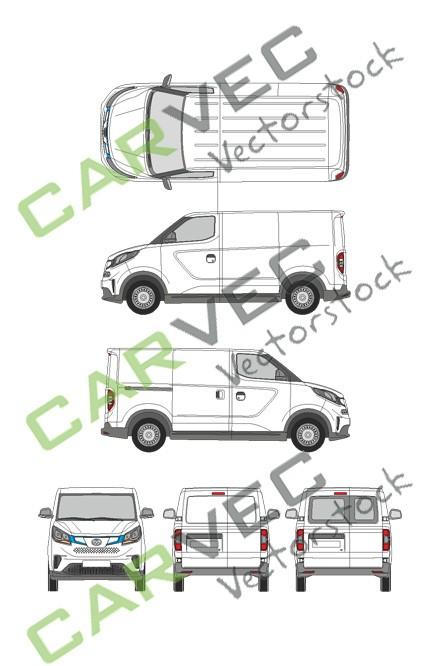 Maxus EV30 (e-deliver 3) (L1)