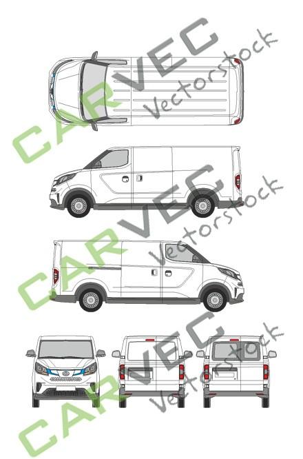 Maxus EV30 (e-deliver 3) (L2)