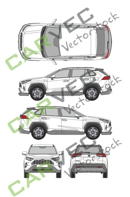 Toyoto RAV4 (2019)