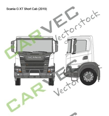 Scania G XT Short Cab (2019)