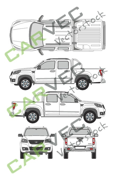 Great Wall Steed Double Cab (2017)