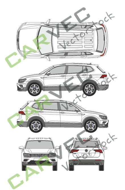 VW Tiguan Allspace (2017)
