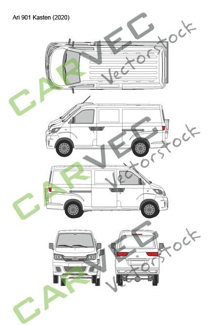 Ari Motors 901 (2020) Kasten