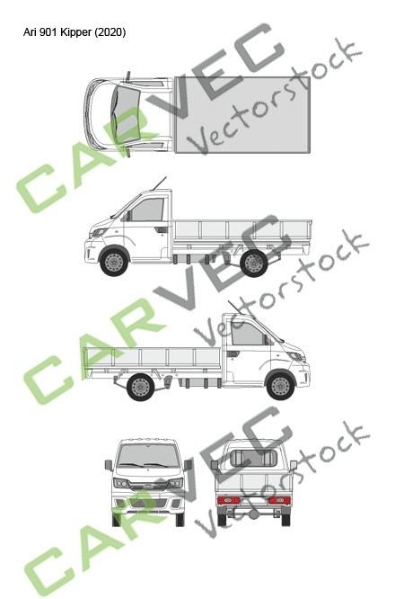 Ari Motors 901 (2020) Kipper