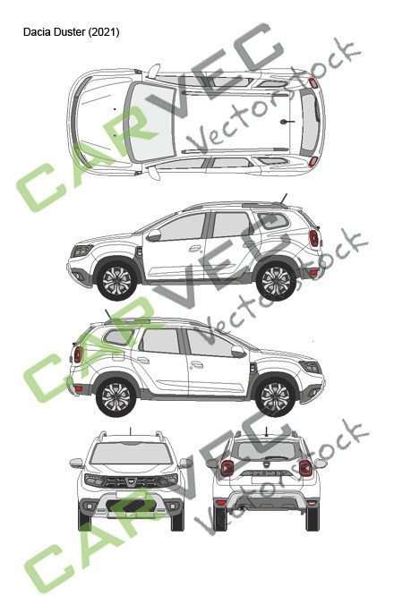 Dacia Duster (2021)