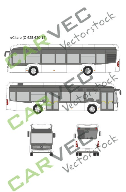 Mercedes Citaro e ( 628.630)
