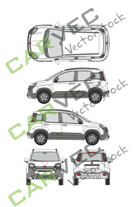 Fiat Panda Cross (2020)