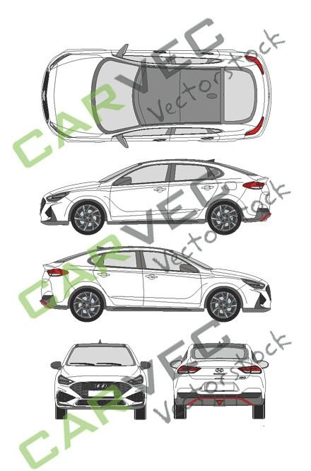 Hyundai  i30 Fastback (2020)