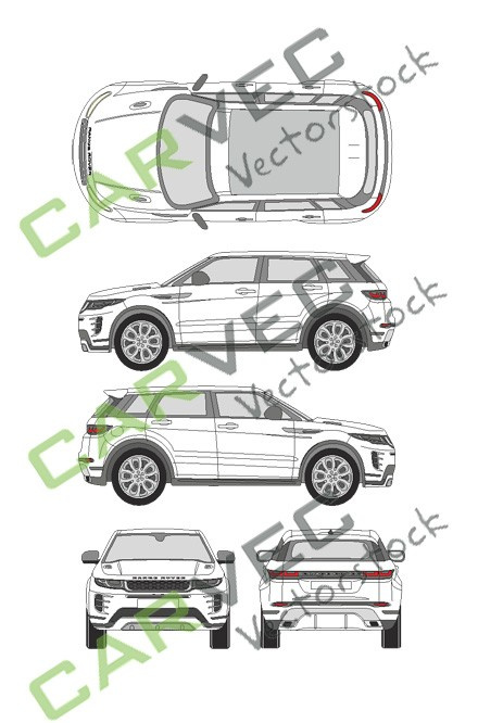 Land Rover Evoque (2019)