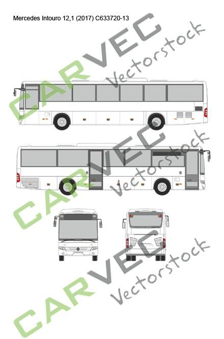 Mercedes Intouro 12,1  (C633720-13)