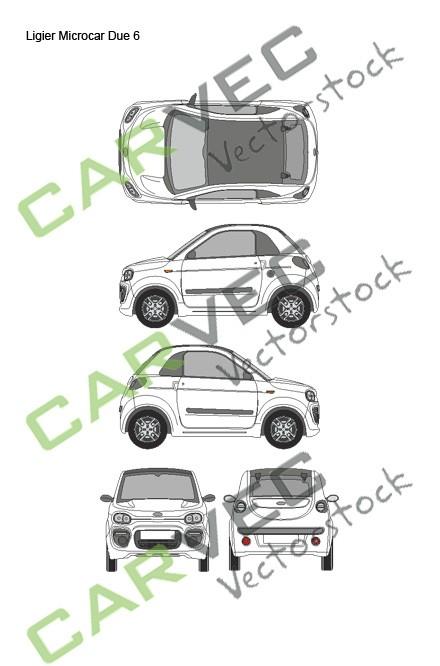 Microcar Due 6