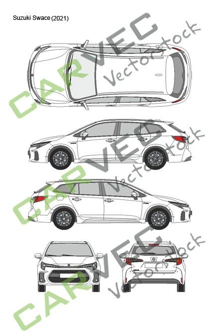 Suzuki Swace (2021)