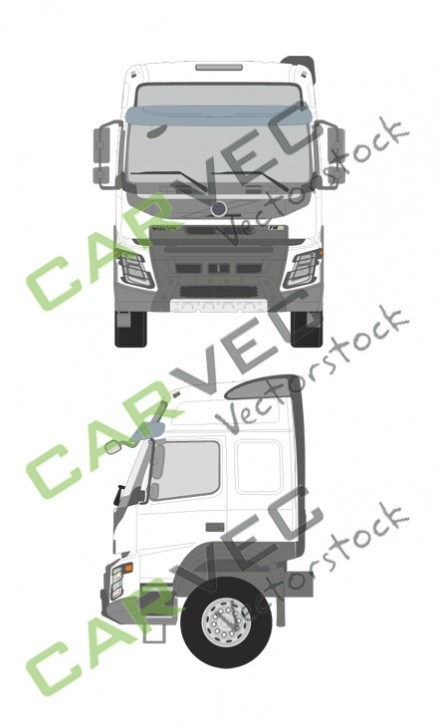 Volvo FMX Globetrotter