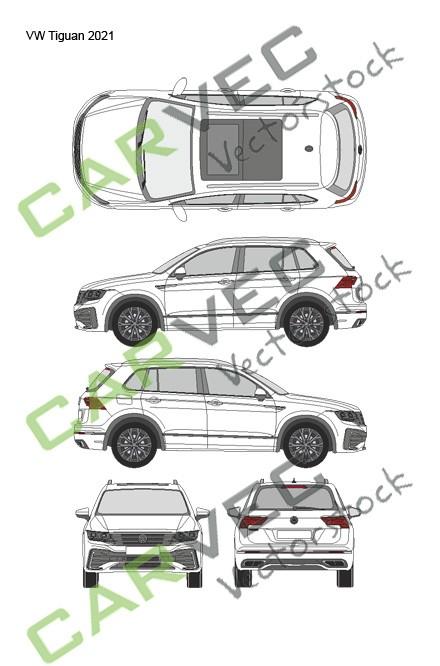 VW Tiguan (2021)